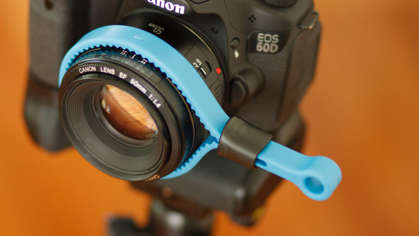 Abre botes como follow focus
